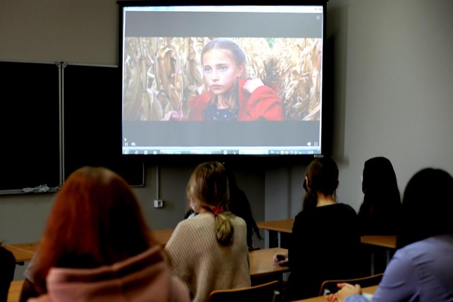 В этом году «Неделя французского кино» пройдет в университете уже в третий раз. Фото пресс-служба ПсковГУ
