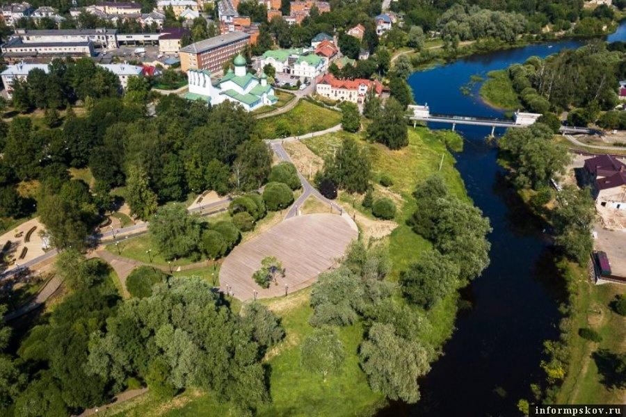 Фото пресс-службы администрации Псковской области