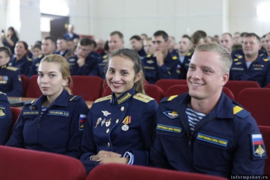Псковичи тоже примут участие в Чемпионате ВДВ. Фото Вконтакте