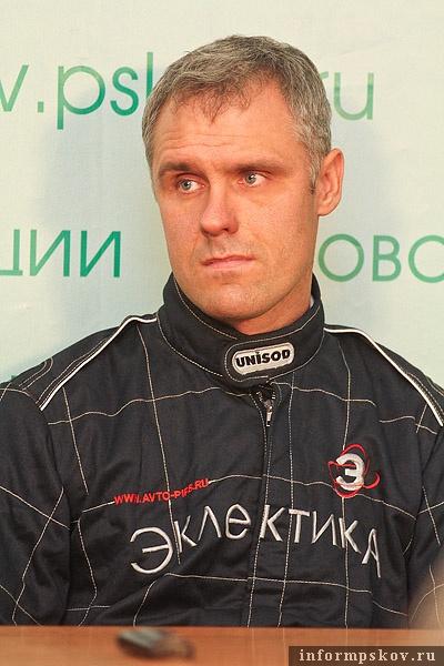 На фото: Сергей Васильев