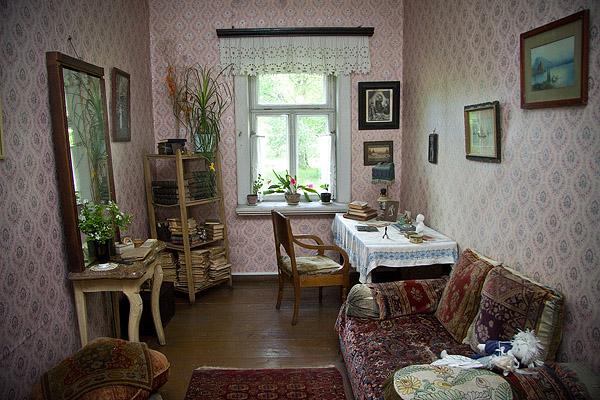 На фото: одна из комнат