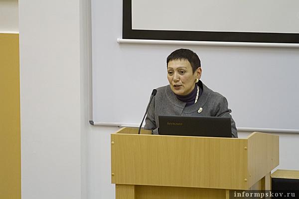 На фото: Зинаида Иванова