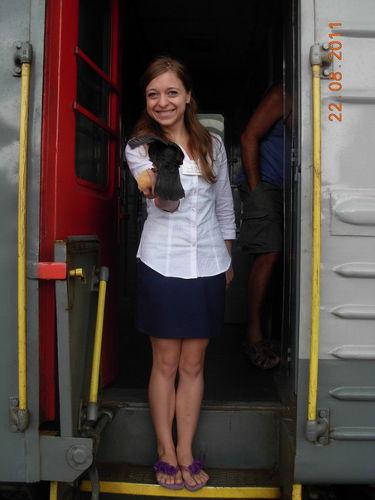 новое фото проводниц в шлепанцах в купе женщины