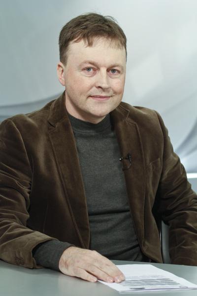 На фото: Игорь Федотов