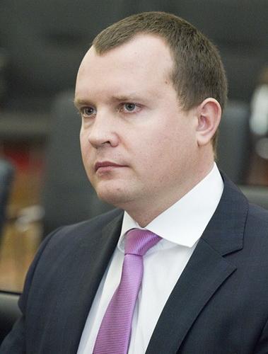 На фото: Олег Брячак