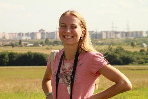 На фото: Ольга Стебихова