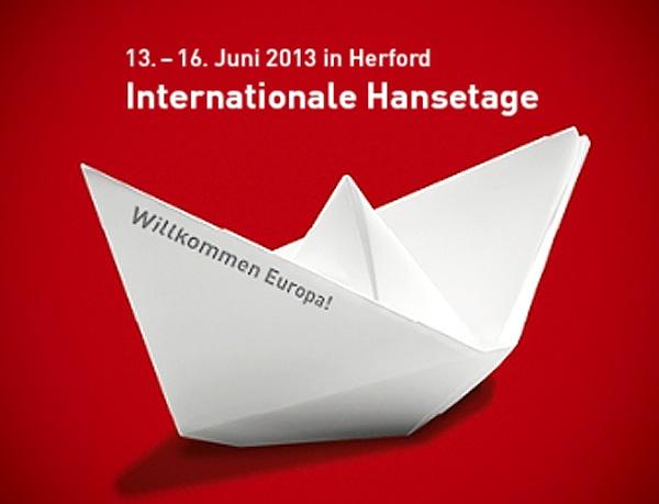 В этом году международные Ганзейские дни пройдут с 12 по 16 июня в немецком Херфорде