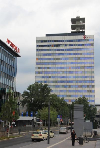 Самое высокое здание в Билефельде