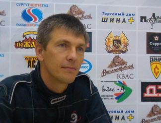 На фото: Сергей Алексеев