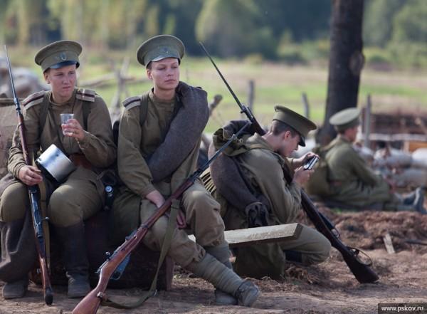 Фото со съемочной площадки фильма