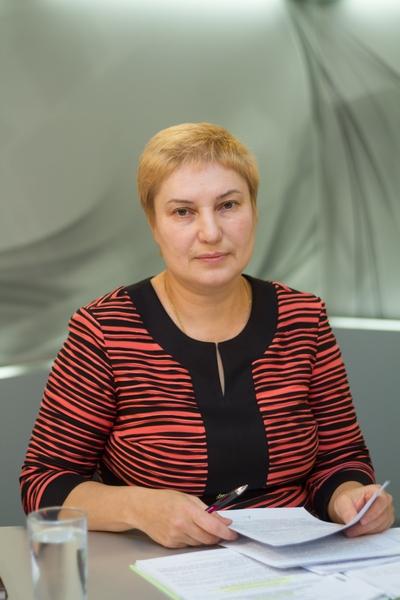 Наталья Вдовина