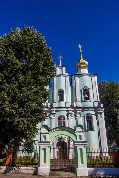 На фото: собор Святой Троицы