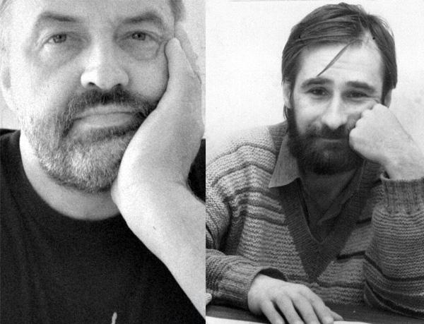 Юрий Моисеенко и Алексей Маслов