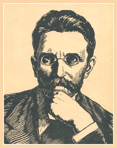 На фото: Вацлав Вацлавович Воровский, российский дипломат, публицист, литературный критик. Был убит в результате теракта белоэмигрантов в Лозанне в 1923 году.