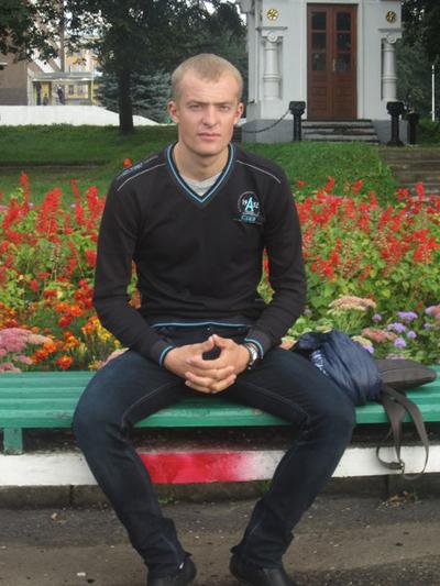 На фото: Иван Макаров. Фото со страницы спортсмена  в соцсети ВКонтакте