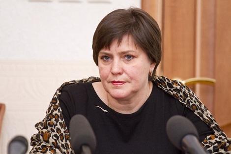 На фото: Валентина Чернова