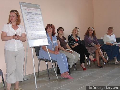 На фото: участники первой встречи HR-клуба