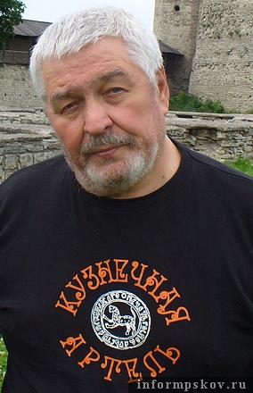 На фото: Савва Ямщиков