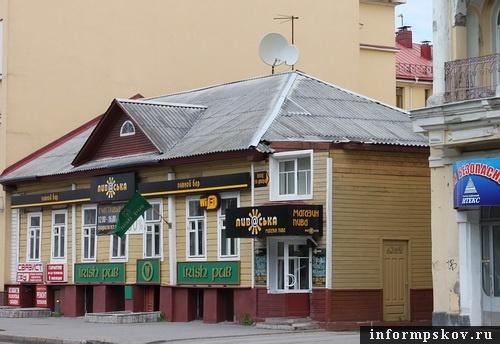 На фото: современный вид дома Егора Клюге