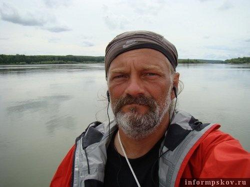 На фото: Сергей Гордиенко (фото с http://www.zwezda.net)