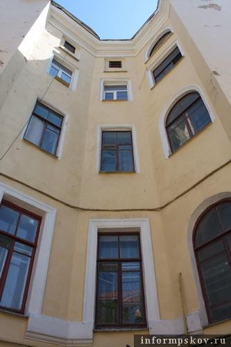 На фото: современный вид дома Гессе