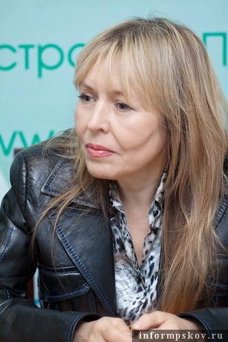 На фото: Ольга Кормухина