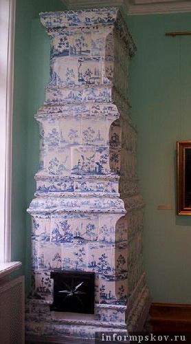 На фото: так могла выглядеть голландская печь в доме Бернарда Кербера