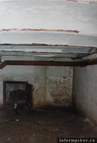 На фото: подвала доходного дома Поташева. 2007 год (Фото из архива НПЦ)
