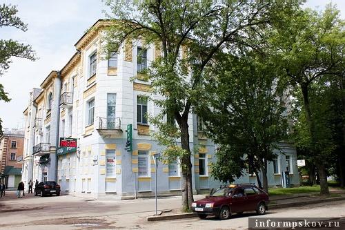 На фото: современный облик доходного дома Станкевича