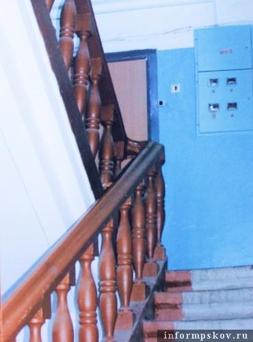 На фото: 2-й этаж. Парадная лестница (Фото из архива НПЦ)