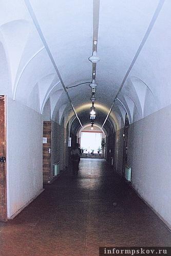 На фото: коридор четвёртого этажа (Фото из архива НПЦ)