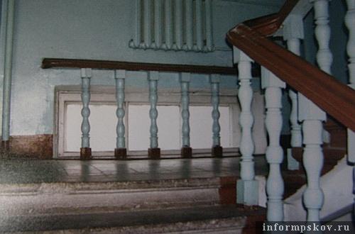 На фото: парадная лестница (Фото из архива НПЦ)