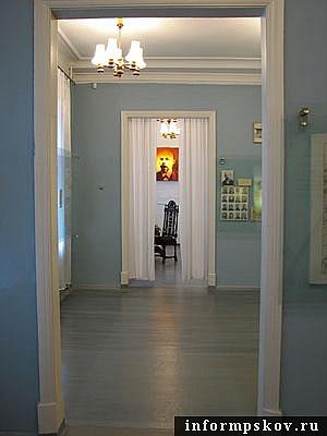 На фото: интерьер квартиры-музея Ленина