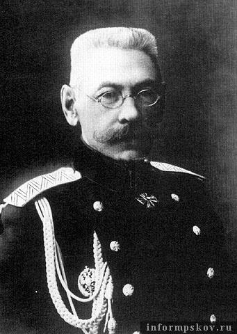 На фото: Николай Рузский