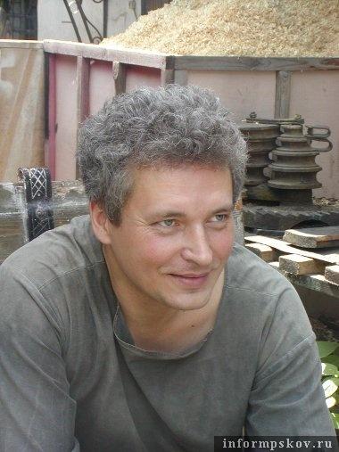На фото: Евгений Вагин