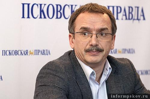 На фото: Андрей Ильницкий