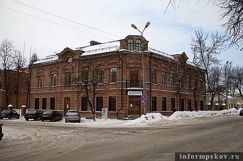 На фото: дом Евдокима Епифанова