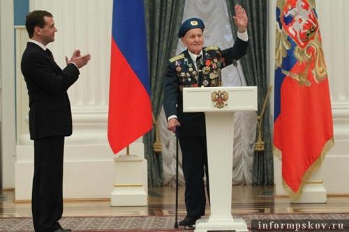 На фото: Дмитрий Медведев и Алексей Соколов (фото с rg.ru)
