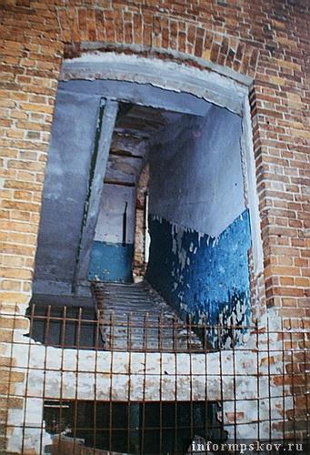 На фото: дом Герца до реставрации