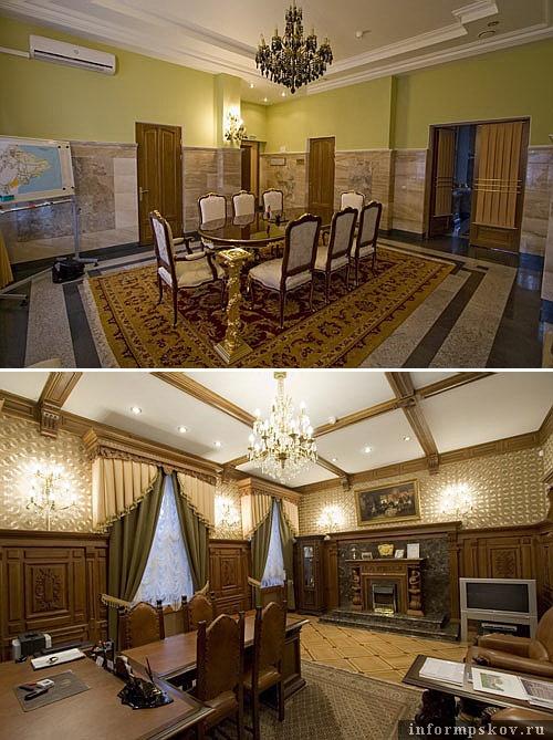 На фото: современные интерьеры дома на Некрасова, 44