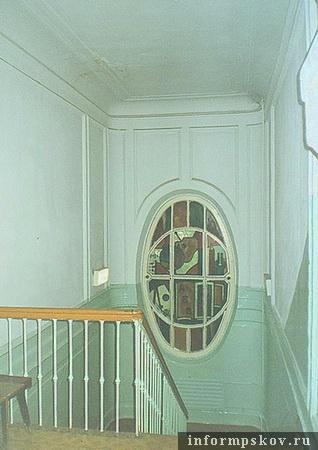 На фото: интерьер второго этажа. 2001 год (Фото из архива НПЦ)