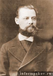 На фото: Владимир Назимов (Фото с сайта gubernia.pskovregion.org)