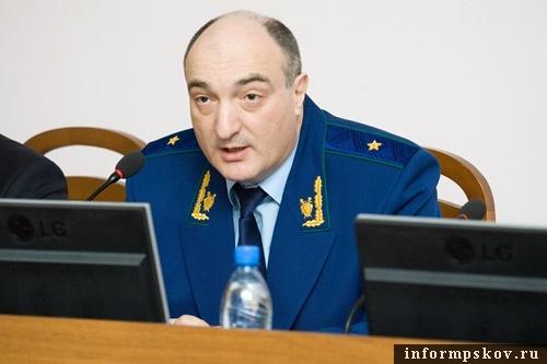 На фото: Тимур Кебеков