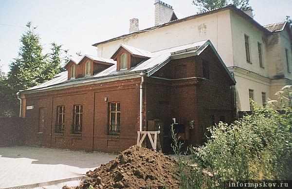 На фото: боковой фасад дома Луцаенко (Фото из архива НПЦ)