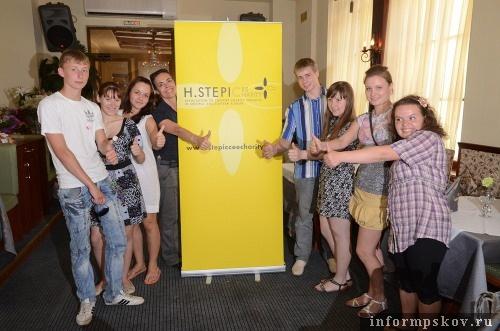 На фото: участники встречи