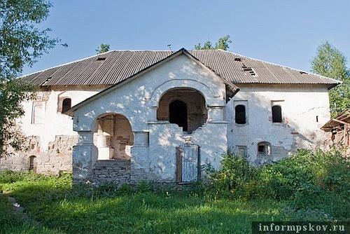 На фото: дом Печенко (Фото с murzix.ru)
