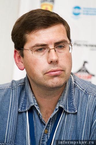 На фото: Андрей Клещёв