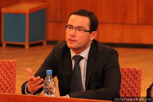 На фото: Пётр Слепченко