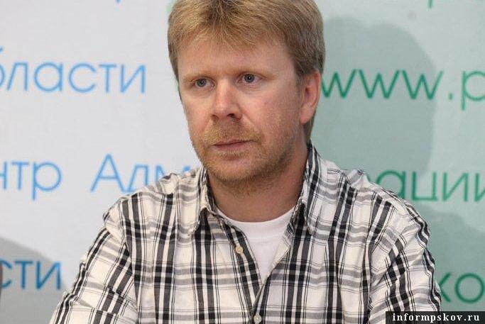На фото: Александр Горланов