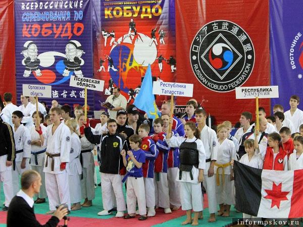 На фото: участники соревнований